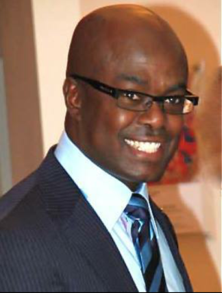 Haitian Consul General Gandy Thomas