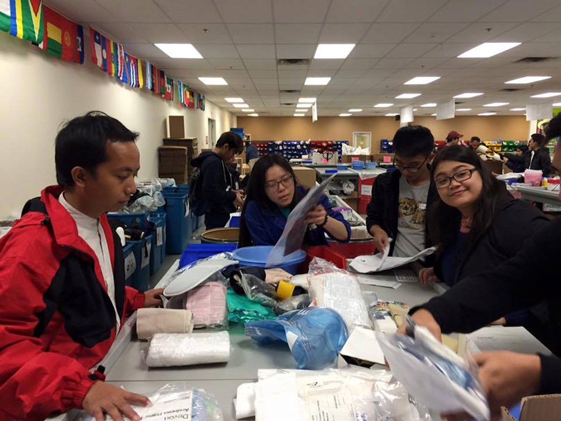 YSEALI Fellows Community Service