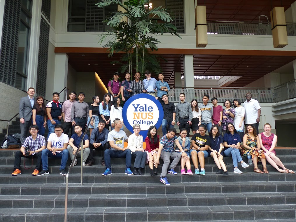 YSEALI Summit at Yale NUS