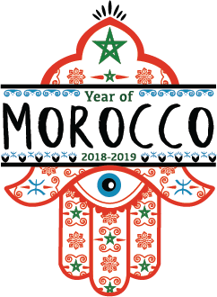 Year of Morocco Logo